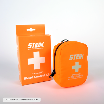STEIN BLEED KIT PERSON