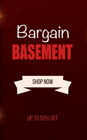 Lister Wilder Bargain Basement - Shop Now!
